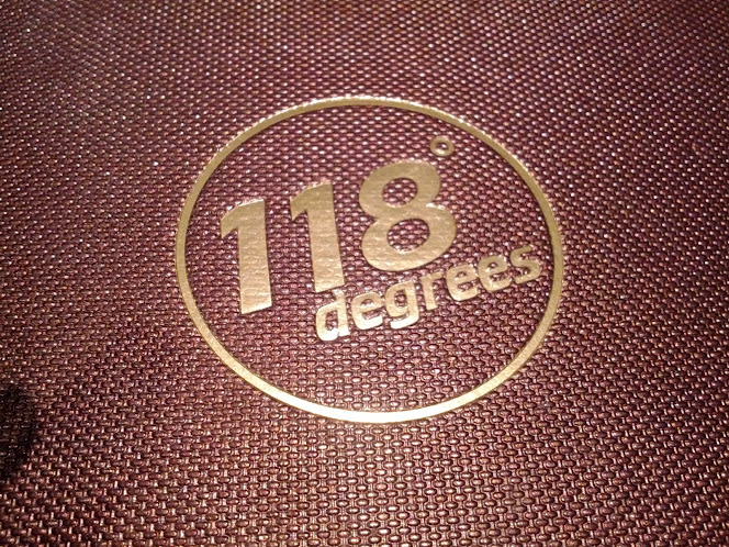 Restaurant review 118 degrees i ameatingright for 118 degrees raw food cuisine
