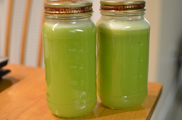 Jalapeno Cooler Juice Recipe